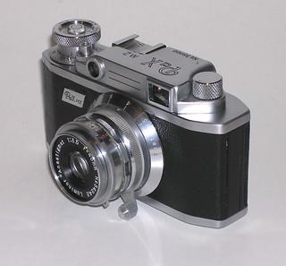 Pax M2 - Camera-wiki org - The free camera encyclopedia