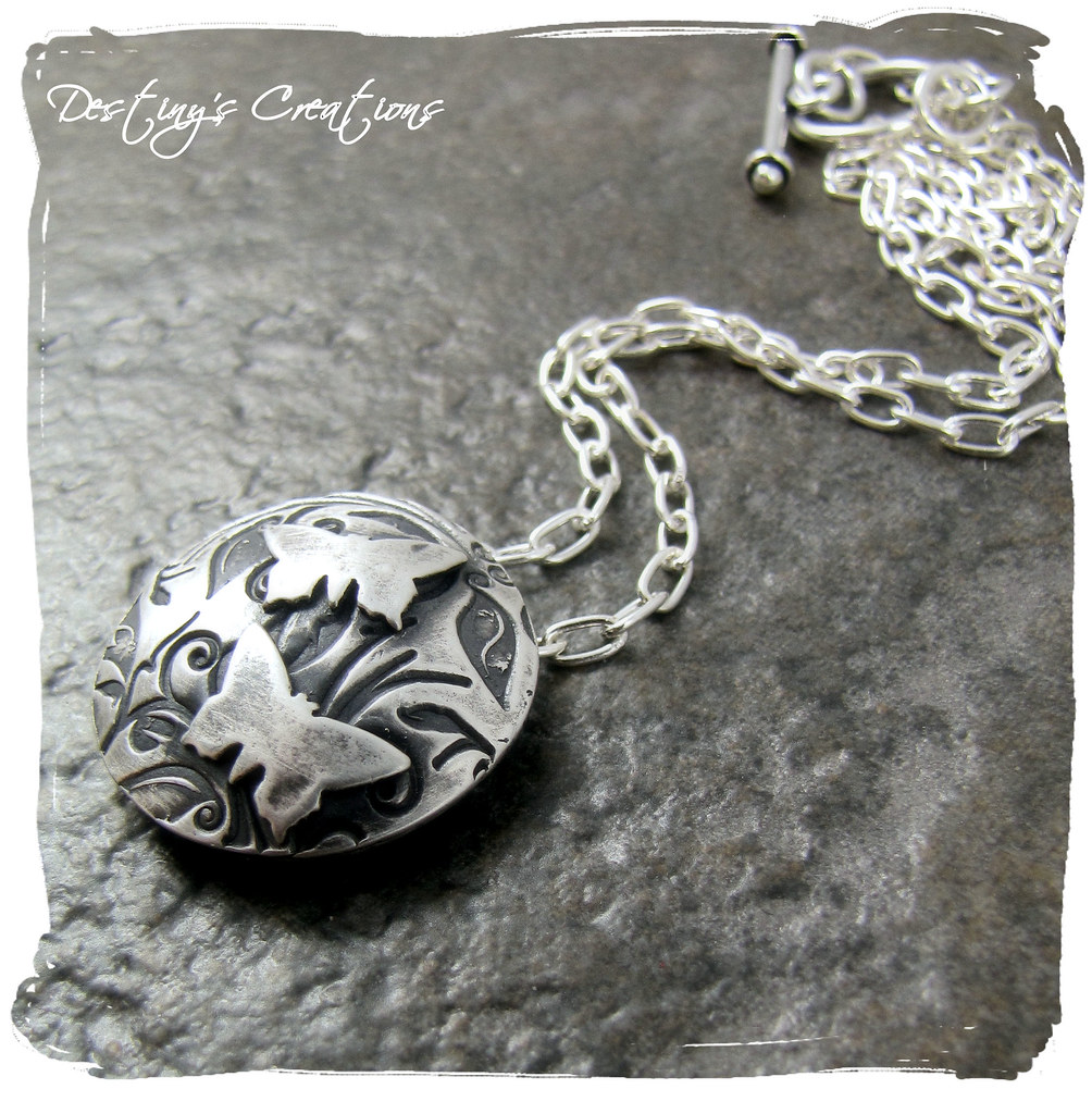 Take Flight Necklace - SOLD
