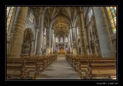 Mnster HDR 1 (Martron Hux) Tags: church kirche hdr mnster schwbischgmnd