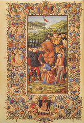 Decapitation of apostle St. Paul (petrus.agricola) Tags: rome bibliotecaapostolicavaticana