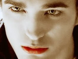 Edward Cullen beautiful eyes by Besidebaby.