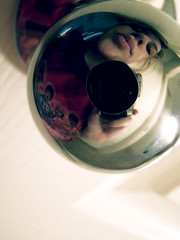 doorknob (lindsaylyons) Tags: door reflection distorted wideangle doorknob bealtes