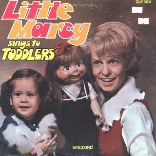 Little Marcy Sings To Toddlers