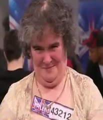 YouTube - Susan Boyle - Singer - Britains Got Talent 2009 (With Lyrics)