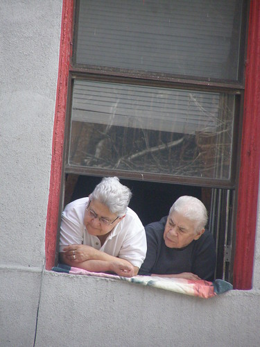 The Statler and Waldorf of the LES?