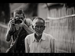 Stealing A Moment (Shabbir Ferdous) Tags: portrait blackandwhite bw photographer sylhet bangladesh frenchman bangladeshi srimongal ef70200mmf28lisusm canoneos5dmarkii shabbirferdous wwwshabbirferdouscom shabbirferdouscom