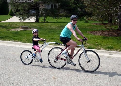 Alana Gets a New Bike