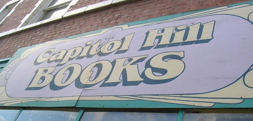 Denver's landmark used book store celebrating 29 years at Grant and Colfax.