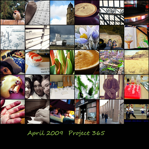 April 2009 mosaic