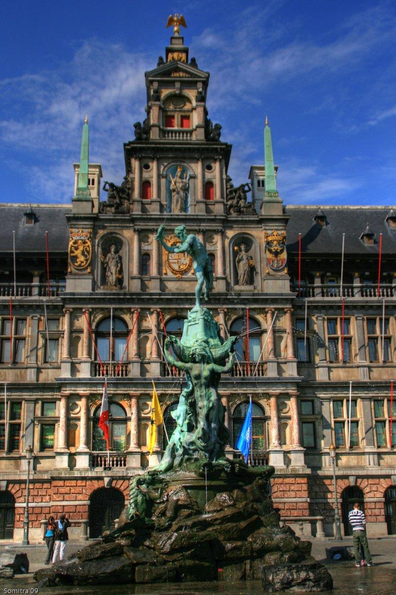 Antwerp & Brussels- Blog