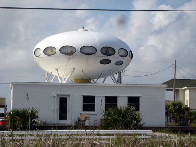 UFO House, Pensacola