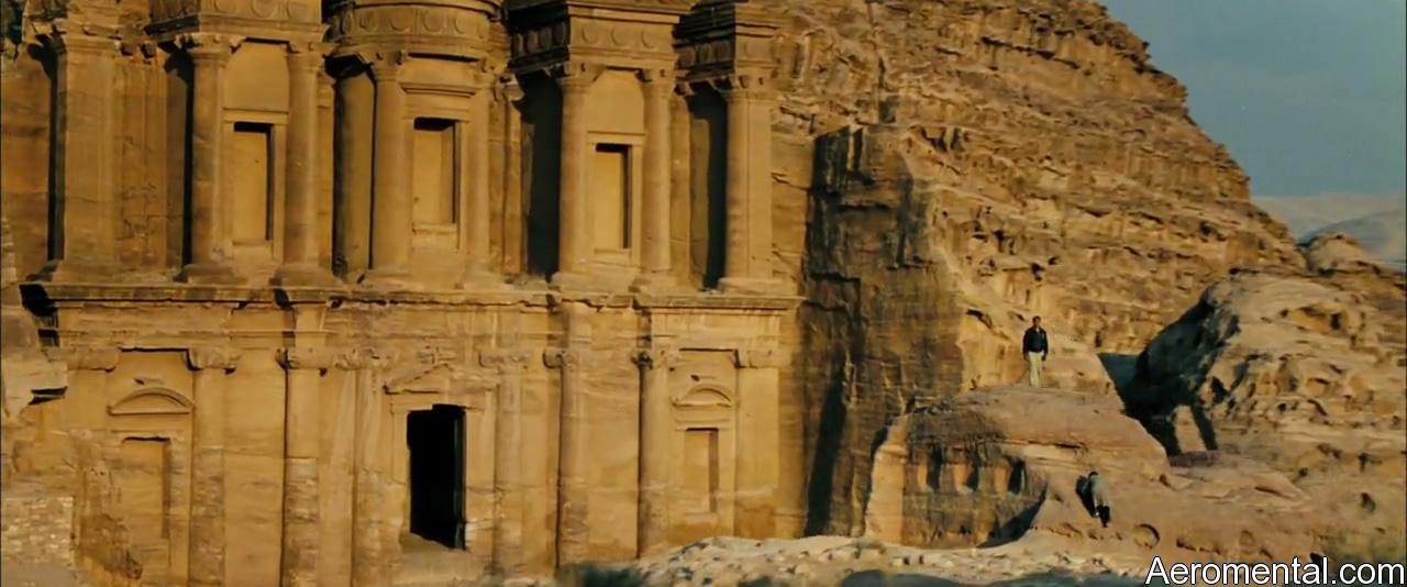 Transformers 2 Templo Egipto