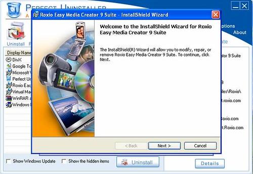 How To Uninstall Roxio Creator 9 Deluxe