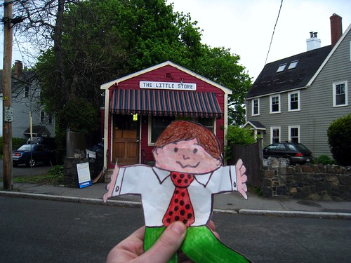 Flat Stanley @ The Little Store