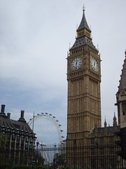 London 2009- Big ben
