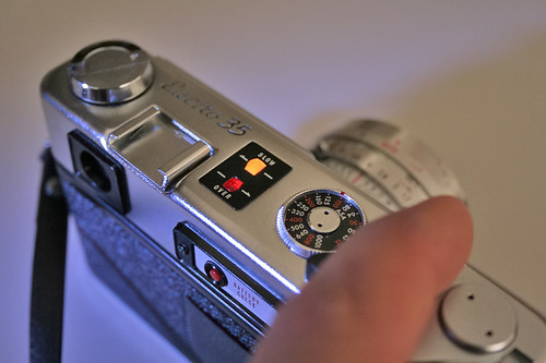 DIY - Yashica Electro 35 - Replace ur 'zed batery - #12