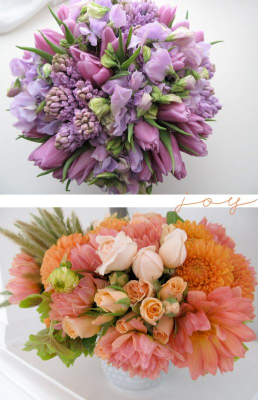 Sunset Magazine & Rosenow Floral Design