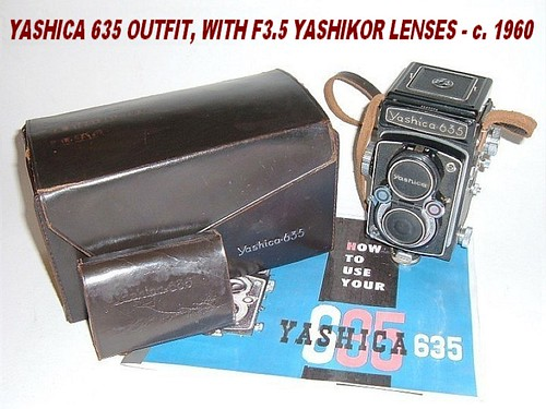 Yashica 635 Outfit