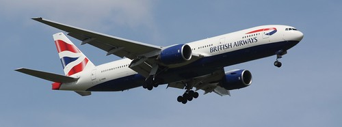 British Airways B777 by RHL Images, on Flickr