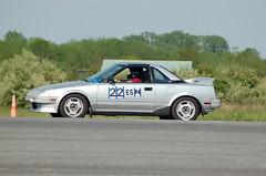 DSC_0104 (*Your Pal Marnie) Tags: car race racing solo autocross autox scca 70300 sead senecaarmydepot