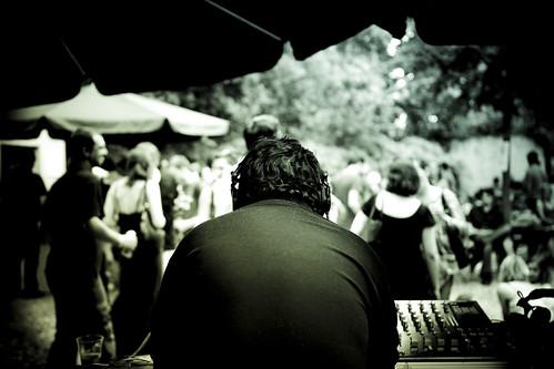 DJ @ Pétanque Electro