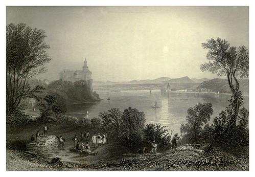 015-Castillo de Persenbeurg en Ybbs 1844