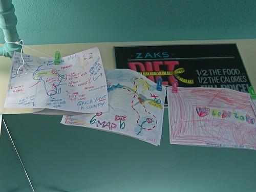 drawings at Zaks