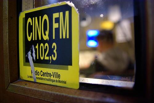 Cinq FM 102,3