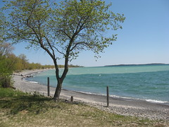 Photo Lake Ontario near Consecon