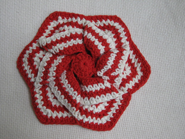 Free Crochet Pattern ckc-pot Pot Holder / Hot Pad : Lion Brand