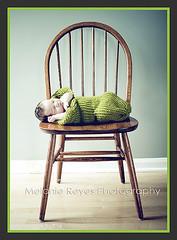 {shhhhh....} (melanie reyes photography) Tags: baby chair honey newborn 9lber