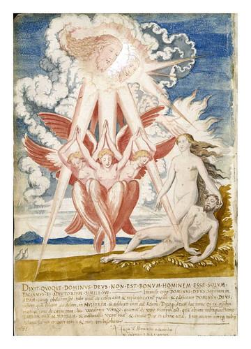 006-Dijo Dios no es bueno que el hombre este solo-De Aetatibus Mundi Imagines