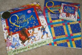 the quilting book lady