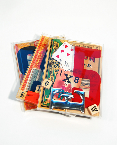 uppercase paper kits