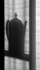 Wrong Wall Shadow (Malcolm Bull) Tags: shadow wall play teapot include 20090607shadow024edited1web