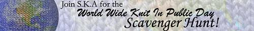 SKA Scavenger Hunt banner