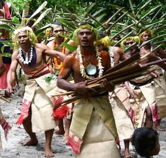 Warriors Dance (U Jay) Tags: polynesia solomonislands tikopia polynesiandance polynesianoutliers