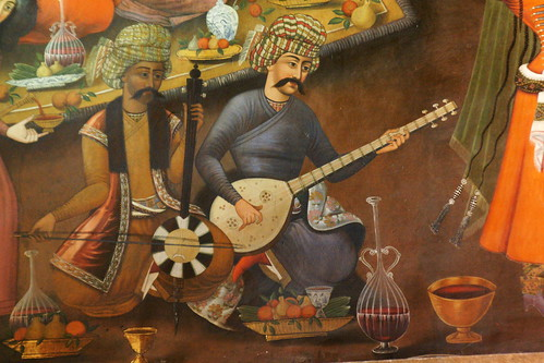 Persian Classical musicians