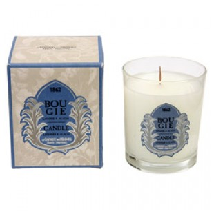 Le Couvent Lavender and Acacia Candle