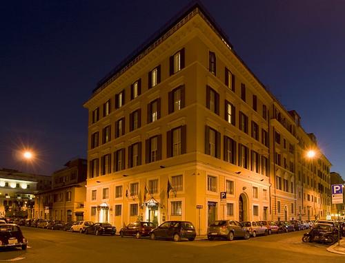 Hotel ArtDeco Rome