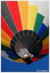 Balonismo (Tiago De Brino) Tags: friends nikon balão vr balonismo 70300 céuazul ribeirãopreto d40x tiagodebrino