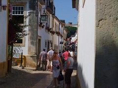 bidos Castle (SydneyLens) Tags: portugal bidos peniche berlenga