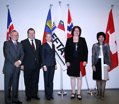 EFTA Minesterial Meeting