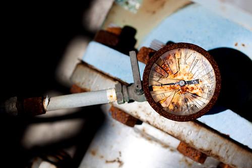 Alameda: rusty dial 1