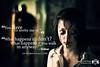 Låt Den Rätte Komma In (Rick Nunn) Tags: door shadow people film girl silhouette shirt dark still blood crossprocessed vampire quoto strobist lettherightonein låtdenrättekommain