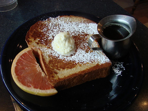 French Toast at Hot Suppa