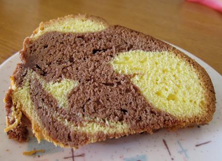 Golden Girl Bundt Cake Poppytalk