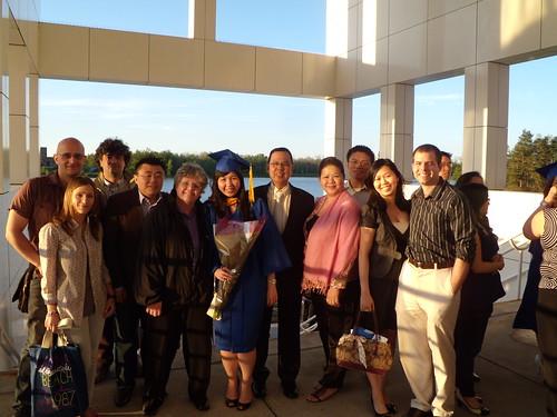 Amelia's Graduation