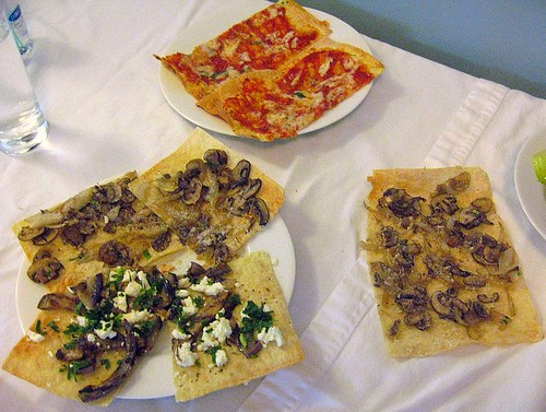 Recipe: Lavash Pizza