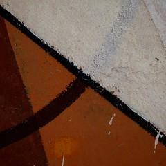 mural detail / david alfaro siqueiros